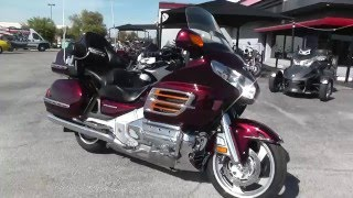 5. 600222 - 2007 Honda Gold Wing GL1800 - Used Motorcycle for Sale
