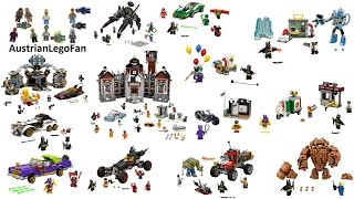 Nonton All boxed Lego Batman Movie Sets 1st Wave 2017 - Lego Speed Build Review Film Subtitle Indonesia Streaming Movie Download