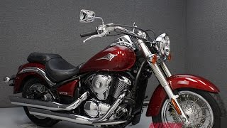 9. 2008 KAWASAKI VN900 VULCAN 900 CLASSIC  - National Powersports Distributors