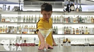 This Is The Bruce Lee Of Flair Bartending - Awesome!