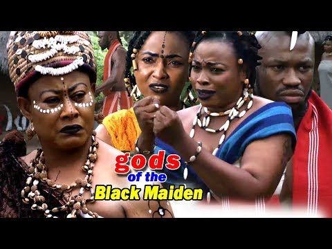 Gods Of The Black Maiden Season 2 - New Movie | 2019 Latest Nigerian Nollywood Movie Full HD