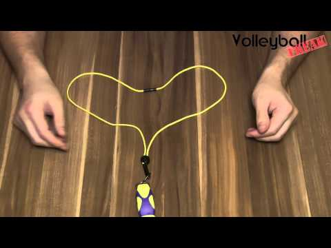 Volleyball Schiedsrichter-Pfeife Fox 40 Sharx