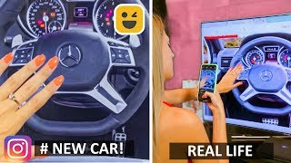 Video Instagram vs Real Life! Phone Photo DIY Life Hacks MP3, 3GP, MP4, WEBM, AVI, FLV Juli 2019