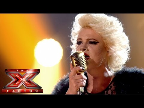 UK - Visit the official site: http://itv.com/xfactor When you imagine the original of this song (if you've heard it) it's not the song you would imagine Chloe Jasmine singing. But her version of...