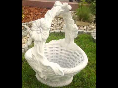 Как самому сделать садовую фигуру своими руками