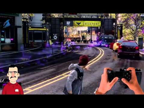 playstation 4 infamous second son pack