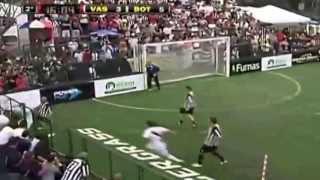 Campeonato Carioca de Showbol 2013 - Final - Vasco 7x6 Botafogo - Gols da partida