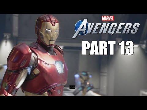 Marvel's Avengers – Alone Against AIM in Eastern Seaboard - Patent Violation Trophy - Walkthrough