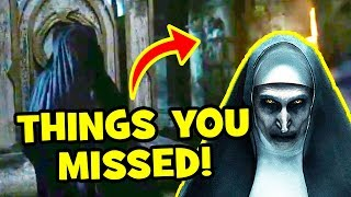 Video THE NUN 7 Things You Missed & Secrets MP3, 3GP, MP4, WEBM, AVI, FLV Oktober 2018