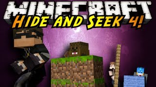Nonton Minecraft Mini-Game : HIDE AND SEEK 4! Film Subtitle Indonesia Streaming Movie Download
