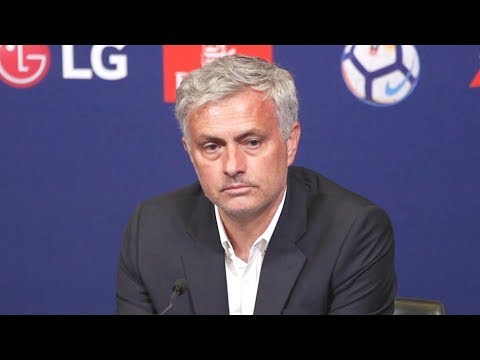 Chelsea 1-0 Manchester United - Jose Mourinho Full Post Match Press Conference - FA Cup Final