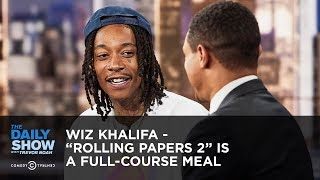 "Video Wiz Khalifa - ""Rolling Papers 2"" Is a Full-Course Meal 