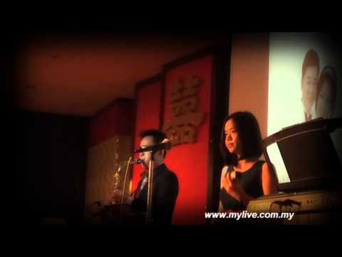 Wedding Live Band [Mylive Entertainment] 喜欢你 covered by Nick Shze