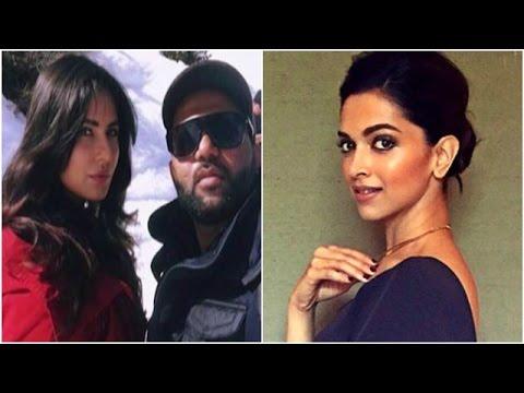 Katrina Shares A Click From Set | Deepika Clarifie