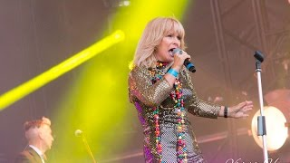 An Interview with Toyah at Rewind Festival South 2016