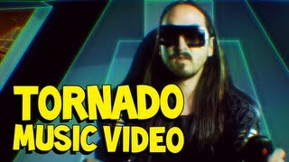 Tornado - Steve Aoki & Tiësto MUSIC VIDEO