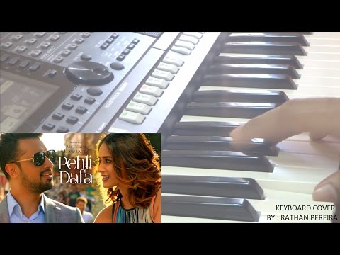 Piano piano chords instrumental : Pehli Dafa Atif Aslam|Hindi Song|Piano Chords Tutorial Lesson ...