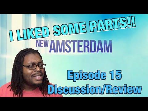 New Amsterdam Season 2 Episode 15   NO RULES MAX!!!