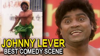 Johnny Lever Best Comedy Scene - Bollywood's Most Hilarious Funny Scene Video