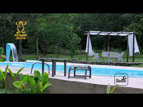 Wideo Arawak Jungle Hostel