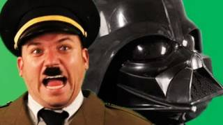 Darth Vader vs Hitler. Epic Rap Battles of History