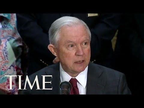 Jeff Sessions Wants Cops To Seize More Money From Suspected Criminals | TIME