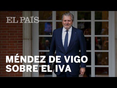 Méndez de Vigo confirma la bajada del IVA del cine al 10% | Cultura