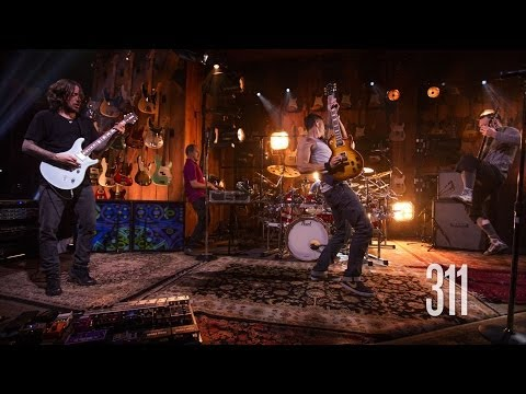 "311 ""Five of Everything"" Guitar Center Sessions on DIRECTV"