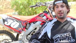 2. First Impression: 2012 Honda CRF250R