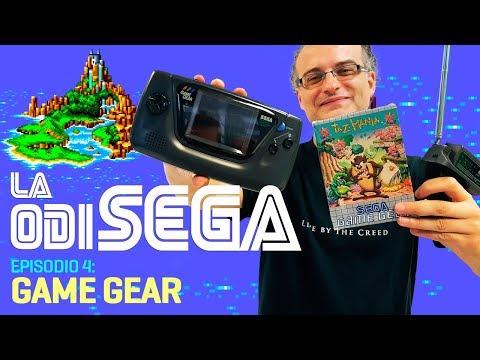 Unboxing y curiosidades de Game Gear - La OdiSEGA ep. 4