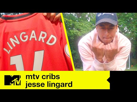 EP#1 FIRST LOOK: Jesse Lingard's Manchester Mansion | MTV Cribs: Footballers Stay Home