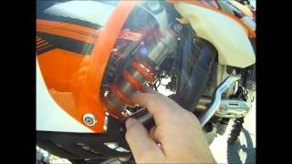7. 2013 KTM 350 EXC-F REVIEW PART II