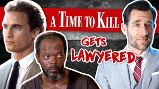 Nonton Real Lawyer Reacts to A Time To Kill (full movie) // LegalEagle Film Subtitle Indonesia Streaming Movie Download
