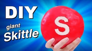 Video DIY GIANT SKITTLE - EXTREME DIFFICULTY MP3, 3GP, MP4, WEBM, AVI, FLV Mei 2018
