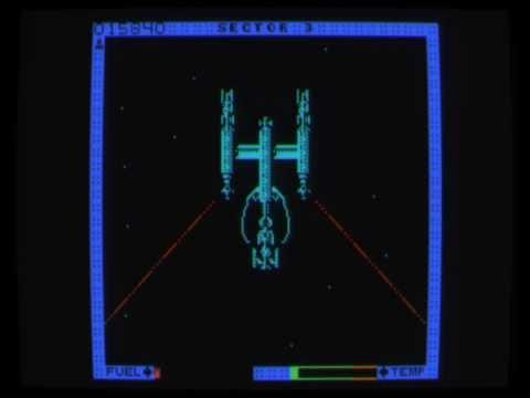 Moon Blaster Atari