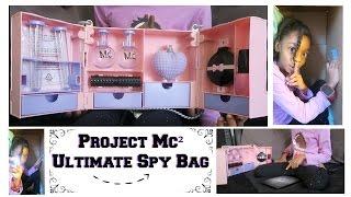 Video For Spy's (SPIES) Only - Project Mc²™ Ultimate Spy Bag MP3, 3GP, MP4, WEBM, AVI, FLV Juli 2018