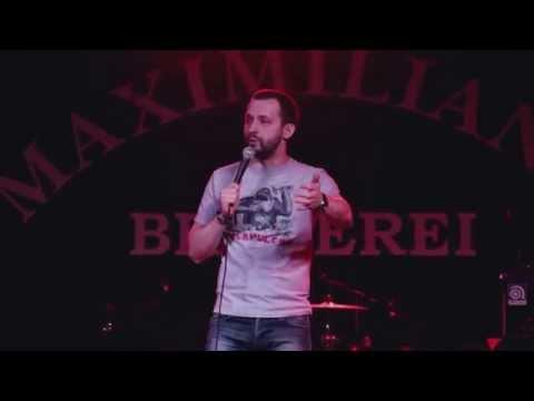 Comedy Club: Руслан Белый в «Максимилианс» Уфа, 6 июня 2015