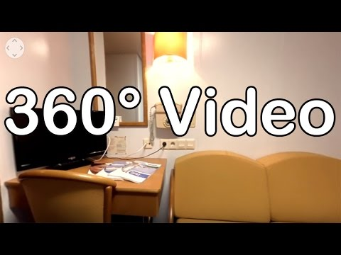 360 Grad Video: Kabine 119, Kat. I - MS Sofia
