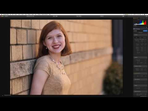 6 Portrait Examples: Luminar 3.1 Accent AI 2.0