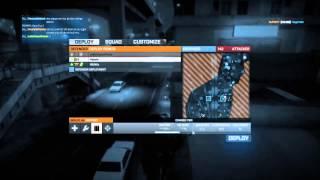 Battlefield 3 With LAGXPEANUTPWNER and PAAAATA