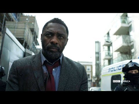 Idris is Back | Luther | BBC America