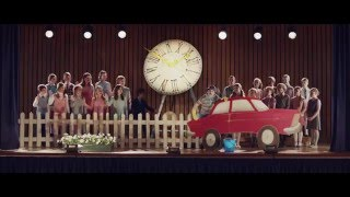 "Video: ""Der Kinderchor"". Ein TV-Spot der Felix Burda Stiftung"