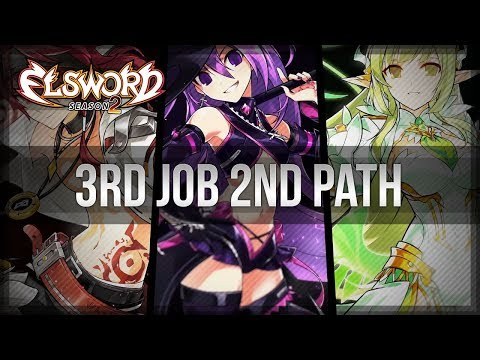 Official 3rd Job 2nd Path Promotion Trailer
