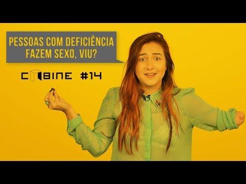 Deficientes também fazem... | Mariana Torquato | Cabine #14