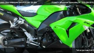 7. 2006 Other KAWASAKI NINJA ZX10R  - for sale in Des Moines, IA 50313