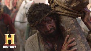 "History's ""Jesus: His Life"" Sneak Peek   Premieres March 25   HISTORY"