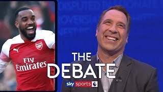 Will Arsenal finish in the Premier League Top Four?   The Debate