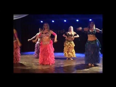 Coreografia Grupo Arabesque – 01