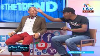 Video #theTrend: OJ and Omosh, 5 years on after Tahidi High MP3, 3GP, MP4, WEBM, AVI, FLV Desember 2018
