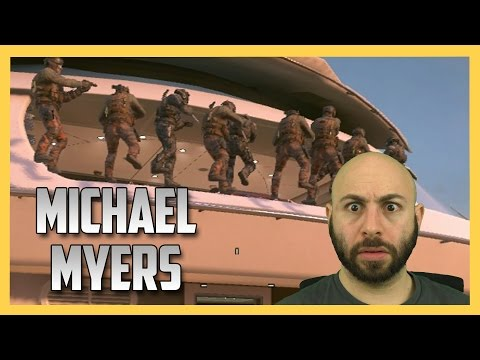 Michael Myers - What The...